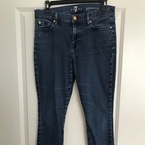 7 for all mankind Gwenevere jeans size 30